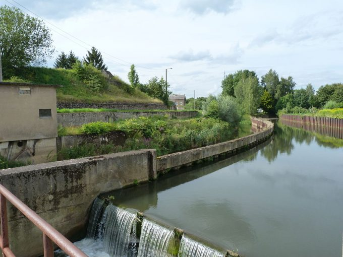 La rivière Chiers