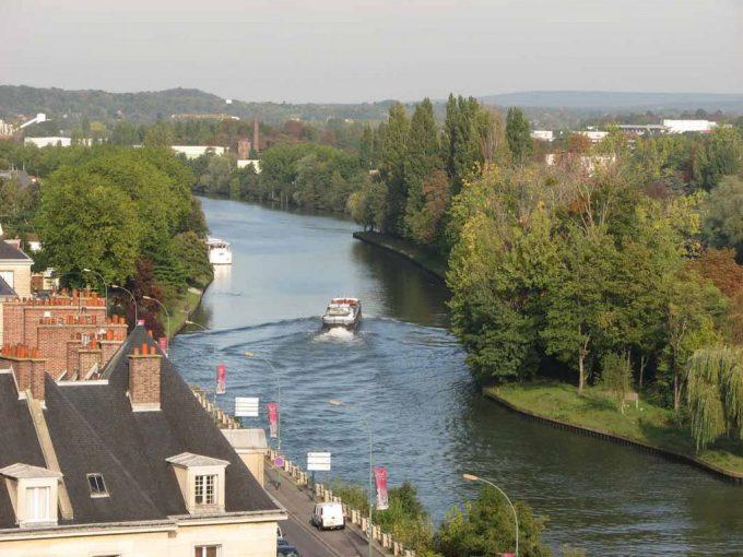 L'Oise – Parcours Pontoise