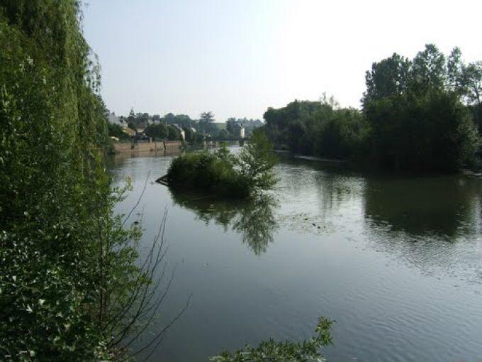 Le Loir à Ruillé sur Loir