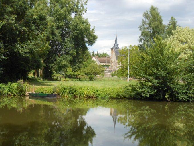 La Sarthe – Secteur Juillé