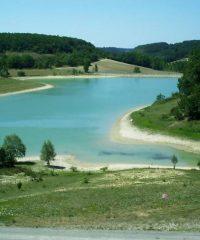 Plan d'eau de Saint-Beauzeil