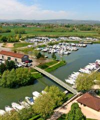 La Saône – Secteur Pont-de-Vaux