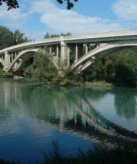 Le Rhône – Secteur Cressin-Rochefort