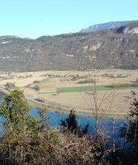 Le Rhône – Secteur Peyrieu