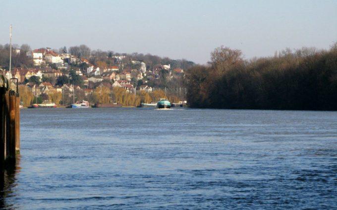 La Seine – Secteur Athis‐Mons