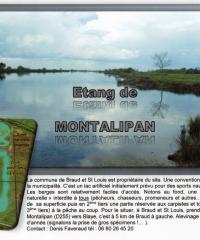 Étang de Montalipan