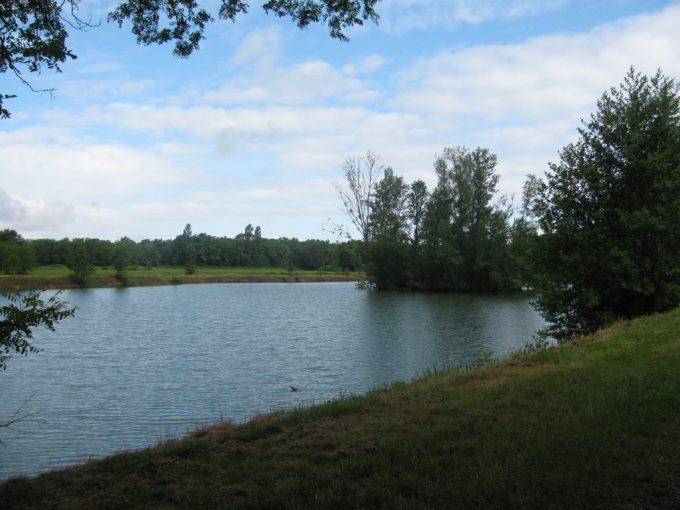 Lac izotges