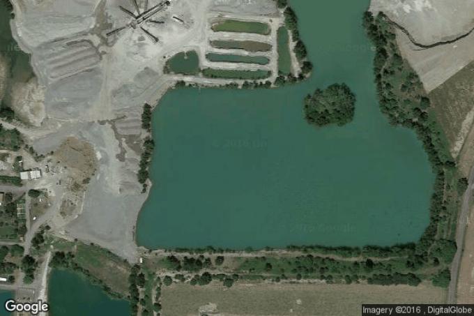 Lac de Cazéres