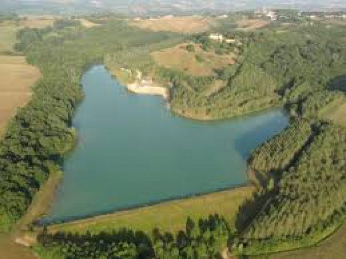 Lac du ciel