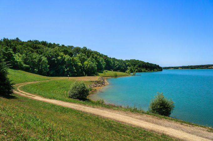 Lac de la Gimone