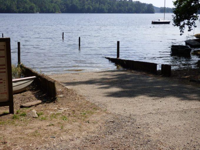 Lac de Barrage de la Valette - Marcillac la Croisille