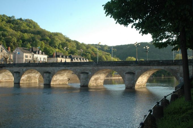Pont neuf - Terrasson